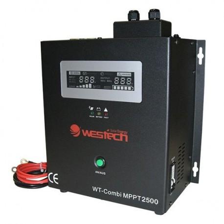 Solar Sinus Omvormer Acculader 24V naar 230V 1800 / 4000 Watt