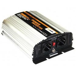 Omvormer 24V naar 230V - 2000 / 4000 Watt