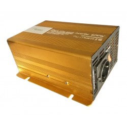 Sinus Omvormer 12V naar 230V - 600 / 1200 Watt.