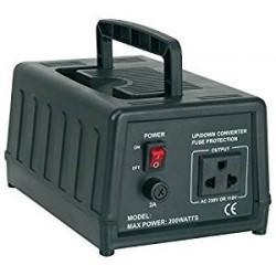 Spannings omvormer 230V en 110V - 500 Watt