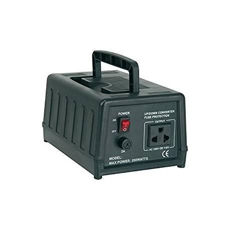 Spannings omvormer 220V en 110V - 500 Watt