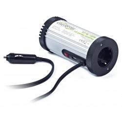 Omvormer 12V naar 230V - 150 / 300 Watt. EU versie