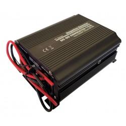 Omvormer 24 Volt naar 12 Volt - 10 Ampere - 120 Watt