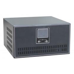 Sinus Omvormer Acculader 12V naar 230V 600 / 1800 Watt