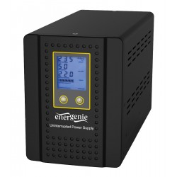Sinus Omvormer Acculader 12V naar 230V 600 / 720 Watt