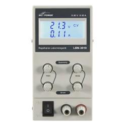 Regelbare 230V naar 0-30V Voeding 0-10A met display