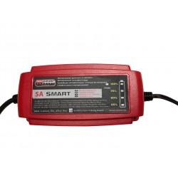 Volautomatische 12V Acculader 5 Ampere