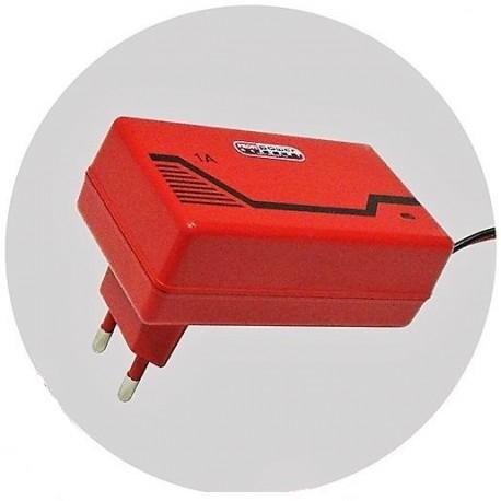 Intelligente 6-Traps 6V 12V Acculader 1 Ampère