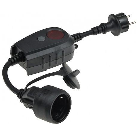 Kabel met Nacht Sensor en Countdown Timer