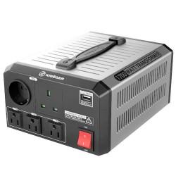 Spannings omvormer 110V en 230V - 1700 Watt
