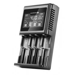 Multi Lader voor Li-ion, Li-FePO4 & NiMH Batterijen