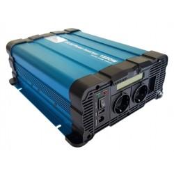 Sinus Omvormer 24V naar 230V - 1500 / 3000 Watt