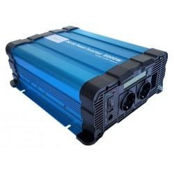 Sinus Omvormer 24V naar 230V - 2000 / 4000 Watt
