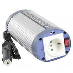 Omvormer 24V naar 230V - 150 / 300 Watt