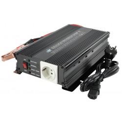 Omvormer Accu Lader 24V naar 230V - 600 / 1500 Watt.