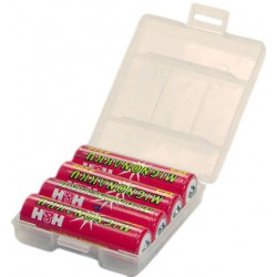 Batterij Opberg Doosje (vanaf € 25,-)