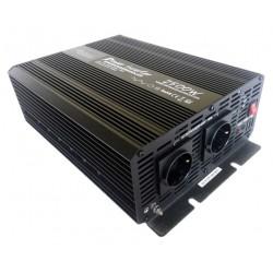 Omvormer 12V naar 230V - 2500 / 5000 Watt