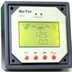 Westech 10A Solar Laadregelaar 12-24V MPPT10