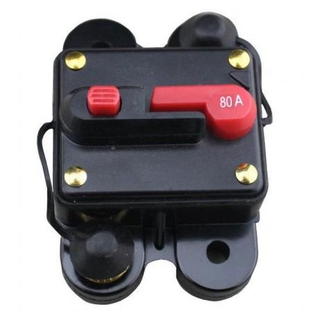 Zekering 80A automatisch met reset schakelaar