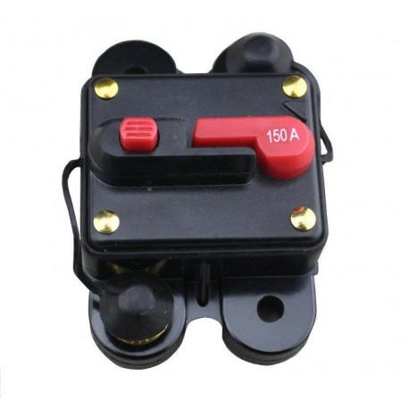 Zekering 150A automatisch met reset schakelaar