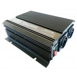 Omvormer 24V naar 230V - 1000 / 2000 Watt