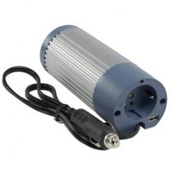 Omvormer 24V naar 230V - 100 / 200 Watt