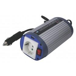 Omvormer 12V naar 230V - 150 / 300 Watt