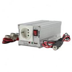 Omvormer 24V naar 230V - 300 / 600 Watt