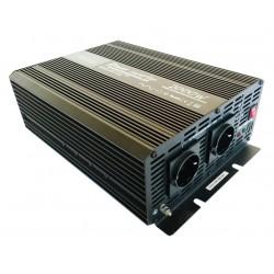 Omvormer 24V naar 230V - 2000 / 4000 Watt.
