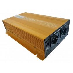 Sinus Omvormer 24V naar 230V - 2500 / 5000 Watt.