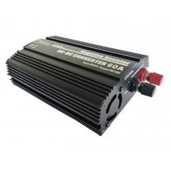 Omvormer 24 Volt naar 12 Volt - 60 Ampere