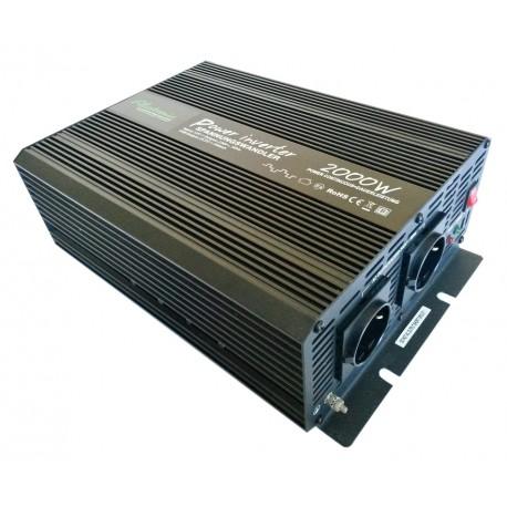 Omvormer 12V naar 230V - 2000 / 4000 Watt