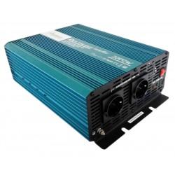 Sinus Omvormer 12V naar 230V - 2000 / 4000 Watt.