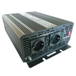 Omvormer 24V naar 230V - 2500 / 5000 Watt