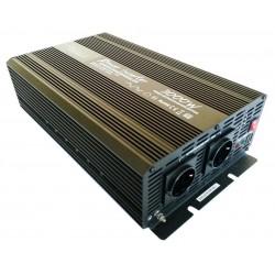 Omvormer 24V naar 230V - 3000 / 6000 Watt