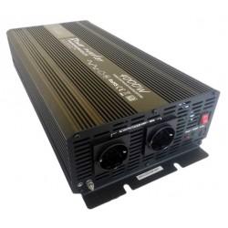 Omvormer 24V naar 230V - 4000 / 8000 Watt