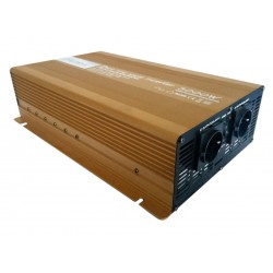 Sinus Omvormer 12V naar 230V - 3000 / 6000 Watt