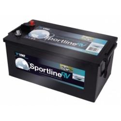 VMF Sportline VMF230M 12V 230Ah (20h) Accu