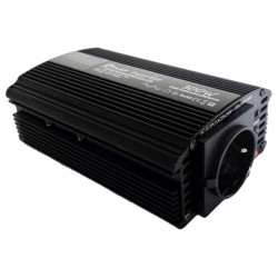 Omvormer 12V naar 230V - 300 / 600 Watt.