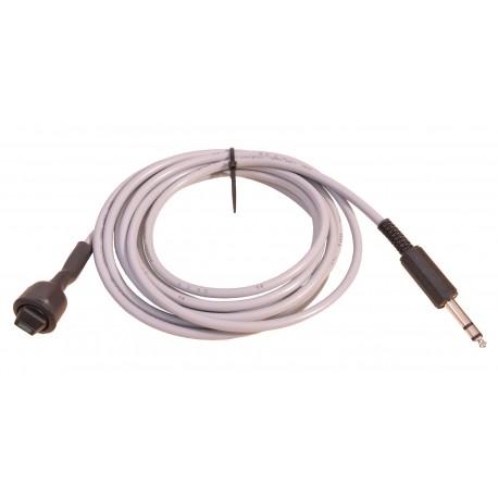 Afstandsbediening met 5 meter kabel